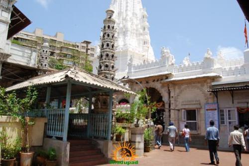 Babulnath Temple Mumbai