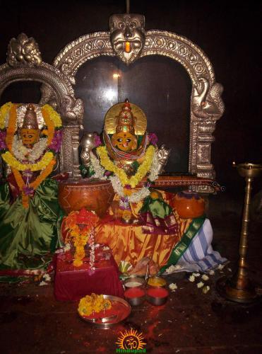 Basar Temple Saraswati Devi