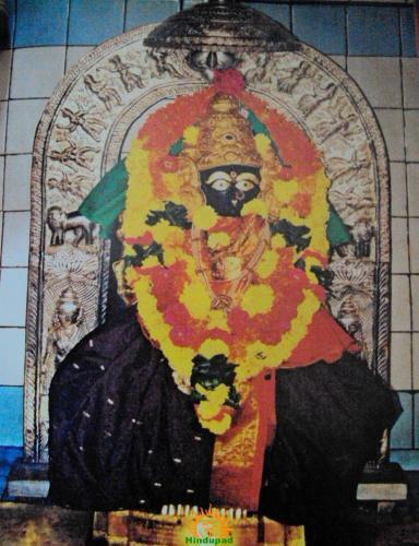 Draksharamam Manikyamba Temple