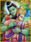 Hanumanji huggung Ram FB