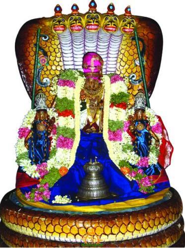 Triplicane Parthasarathy Temple