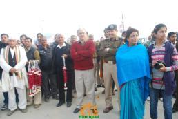 Kumbh Mela - Allahabad: Panchayati Akhadaa Shree Niranjani 3