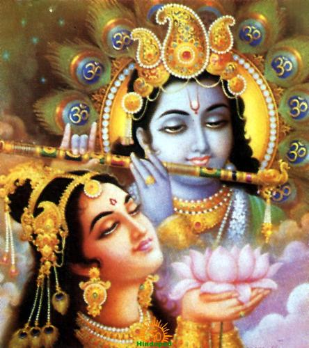 Wallpapers Of Lord Shri Krishna And Radha