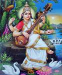 Goddess Saraswati Devi