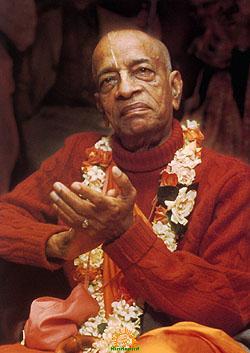 Sri Srila Prabhupada