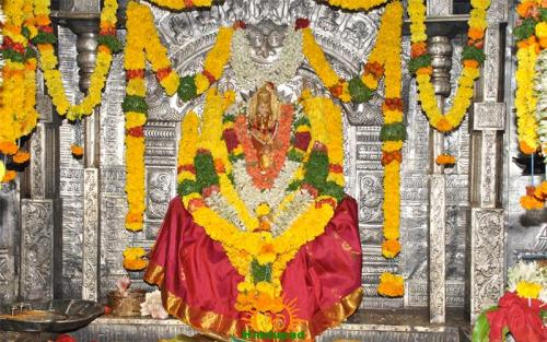 Balkampet Yellamma Temple in Hyderabad