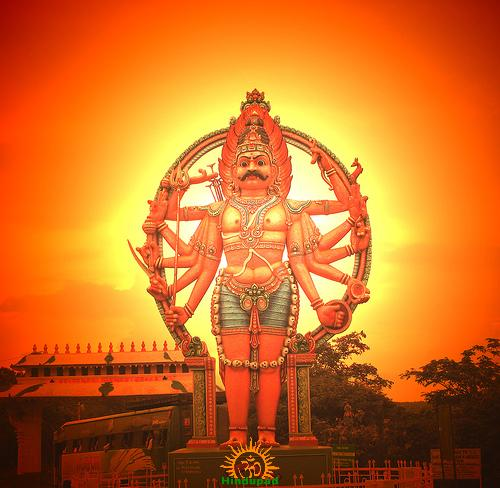 Lord Veerabhadra Swamy