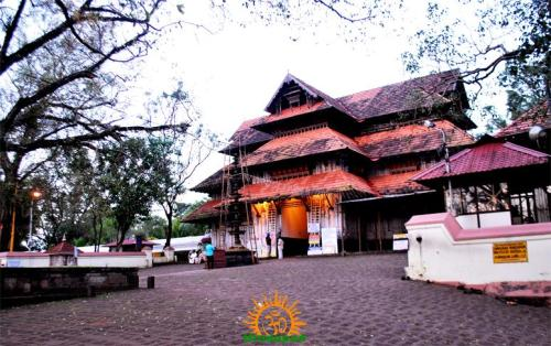 Vadakkumnathan Temple Thrissur