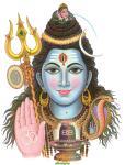 Lord Shiva as Sarveswara