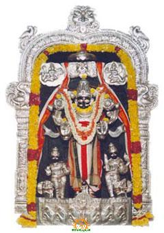 Arasavalli Temple of Suryanarayana Swamy