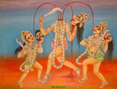 Chinnamasta Mahavidya