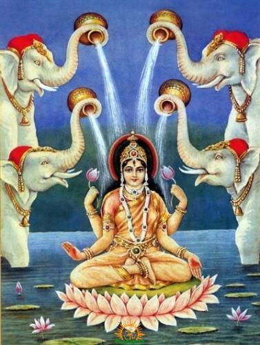 Kamala Mahavidya