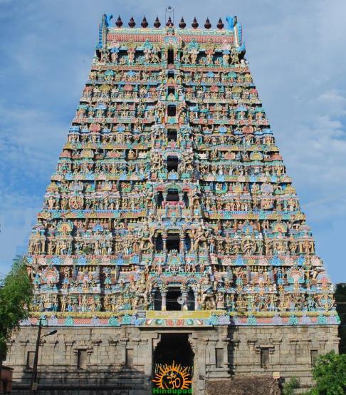 Mayuranathar Temple at Mayiladuthurai