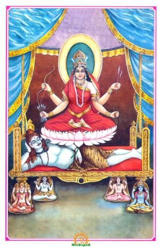 Tripurasundari Mahavidya