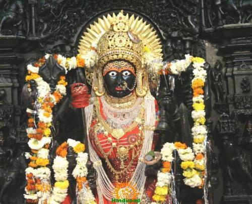 Tripurasundari Temple in Umrai Alwar
