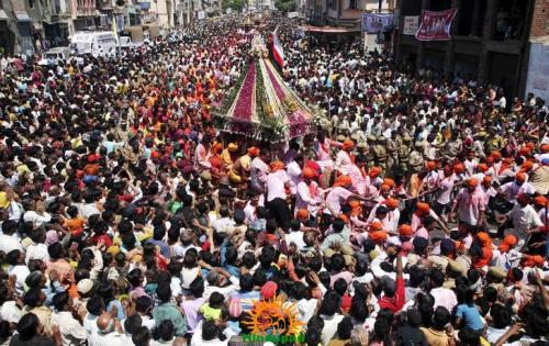 Ahmedabad Rathyatra