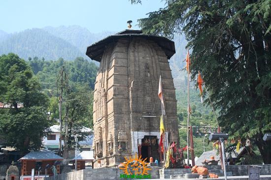 Chaurasi Temple in Bharmour
