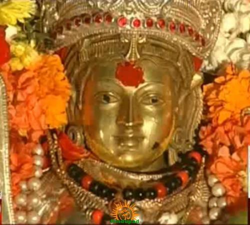 Jwalamukhi Tripura Sundari Temple at Uthanahalli near Mysore
