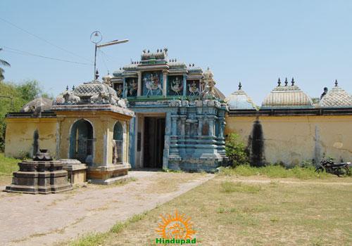 Agneeswarar Temple, Tirukattupalli, Thanjavur