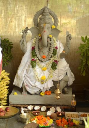 GHMC Eco-friendly idols for Ganesh Chaturthi 2018 in