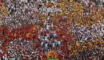 Dahi Handi sport celebrations