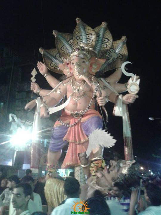 Chandanwadicha Raja Ganpati 2013