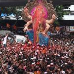 Ganesh Galli Ganpati Visarjan 2013 Yatra