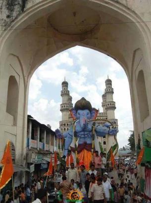 Hyderabad Ganesh Nimajjanam