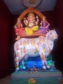 Kamalanagar Vinayaka 2013 Chaitanyapuri
