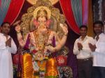 LBS cha Raja Ganpati 2013