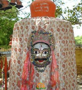 Laat Bhairon Temple in Varanasi