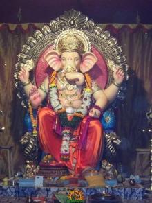 Mumbai Central cha Raja 2013 Ganpati