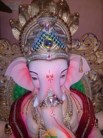 Om shree mitra mandal Ganesha 2013