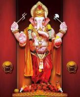 Parel Lal Maidan Saarvajanik Ganeshotsav Mandal Ganesha 2013
