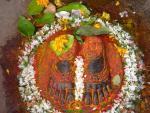 Srivari Paadalu at Tirumala Narayanagiri