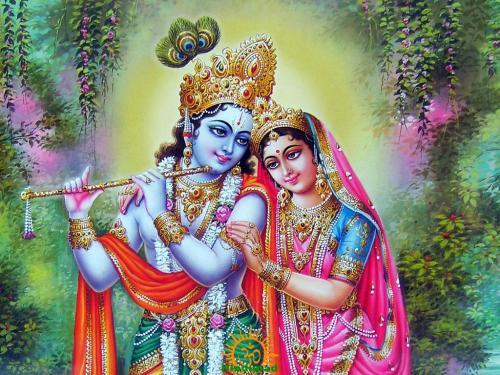 radha krishna HD photo large