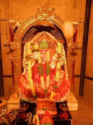 Kameshwari Devi Alankaram 1