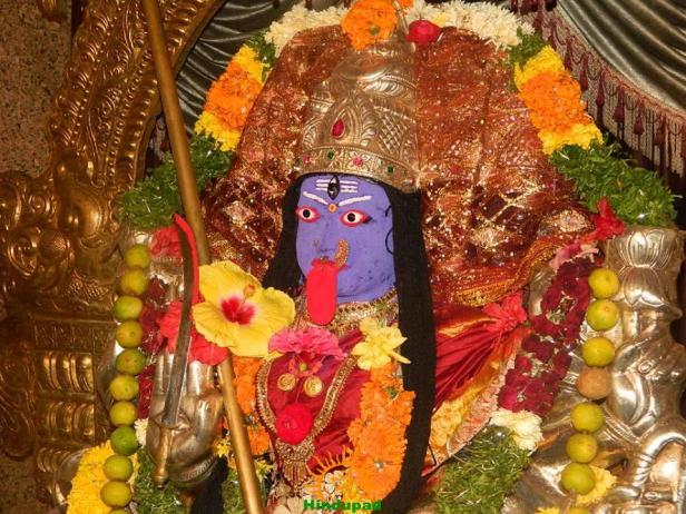Mahakali Devi Alankaram 3
