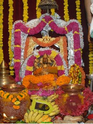 Pydithalli Ammavaru, Vizianagaram