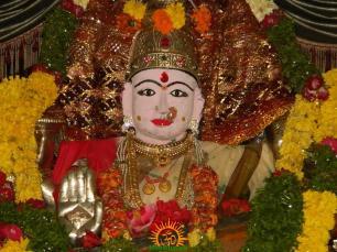 Saraswati Devi Alankaram 3