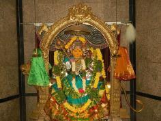 Vijayadurga Devi Alankaram 2