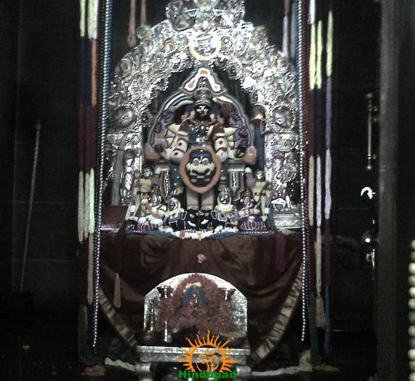 Banashankari Temple in Bangalore