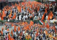 Bhongir Hanuman Jayanti Rally 2