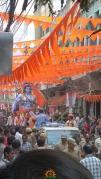 Ram Navami Shobha Yatra in Hyderabad 2