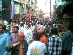 Ram Navami Shobha Yatra in Hyderabad 4