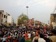 Ram Navami Shobha Yatra in Hyderabad 7