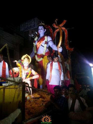 Ram Navami Shobha Yatra in Nanded 1