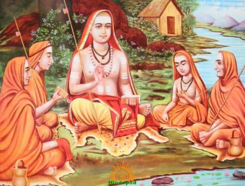 Guru Shishya in Vedic Times