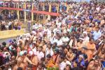 Karkidaka Masam Puja in Sabarimala 2