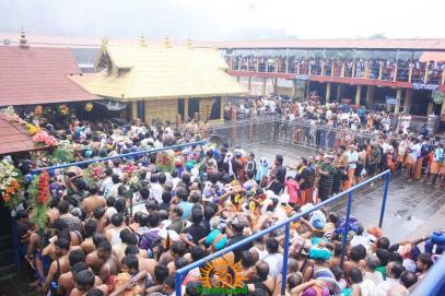 Karkidaka Masam Puja in Sabarimala 4